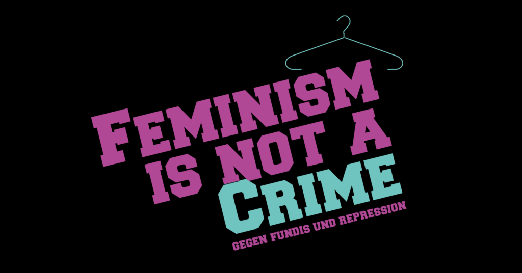 Feminism is not a crime