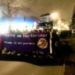 Ein Jahr Rache am Patriarchat